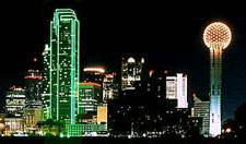 dallas electricity